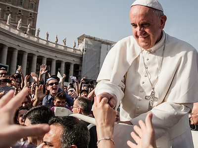 Papal Audience With Https://eternalcitytours.com