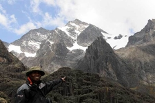 Rwenzori Mountains National Park Southwest Uganda