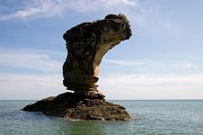 Sea Stack Bako