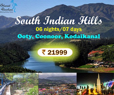 South Indian Hills Tours