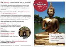Colombo Walks Leaflet
