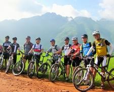 Dalat Viet Action Tours Dalat Canyoning Tours Dalat Team Building Viet Nam Trekking Biking Cycling 5