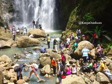 Day Excursion In Aberdares Ranges,Kenya