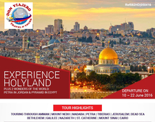 Experienceholyland