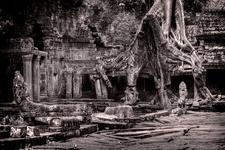 Preah Khan East Entrance