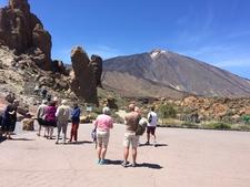 Roques De Garcia Mount Teide
