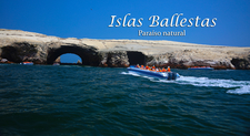 Islas Ballestas Embarcaciones