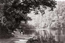 Nainital Lake 1866
