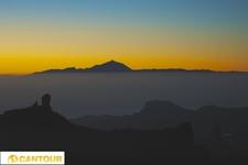 Roque Nublo Y Teide Cantour