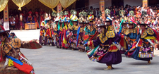 Tiji Festival Upper Mustang Tibetan