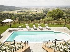 Villa Rental Cortona Tuscany