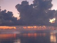 Sunrises On Patoyo.