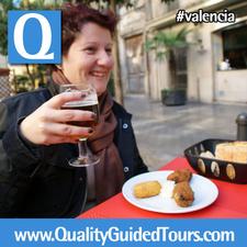 12 Guided Tour Shore Excursion Valencia Fallas Paella 15
