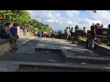 Uluwatu Clifts Near The Temple