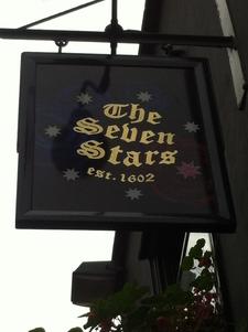 Pub Sign - Pub Built In 1602