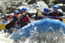 2 Salt River Arizona Raft