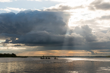Amamzon River Iquitos