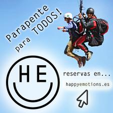 Anuncio Happy Parapente