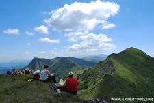Balkan Mountains Trek