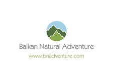 Balkan Natural Adventure Vector Logo 1
