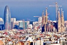 Barcelona Panoramic