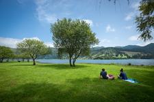 Sete Cidades: By The Blue Lake