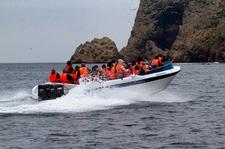 Boat To Ballestas