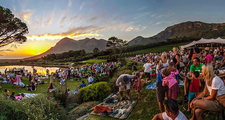 Cape Point Vineyards Food Market