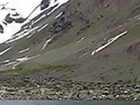 Chile Cajon Maipo Glaciar San Francisco 3