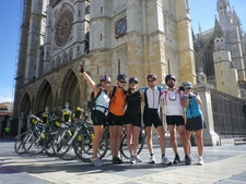 Cycling Rentals Camino De Santiago Bicycle Rental Leon