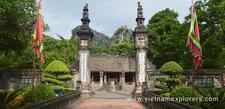 Dinh Tien Hoang King Temple In Hoa Lu Ninh Binh