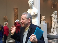 Dr Lear With Aphrodite