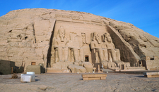 Abu Simbel, Temple Ramses II