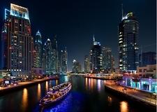 Dubai Marina Cruise Dinner