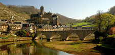 Estaing With Bridge