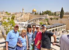 Family Tour In Jerusalem