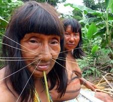 Amazon Explorer Iquitos Peru Expeditions Tours Adventure Matses2