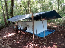 Amazon Explorer Iquitos Peru Expeditions Tours Adventure, Campsites And Tents1