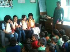 Fun Nepal Volunteer In Orphanage Home