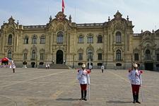 Peru's Government Palace