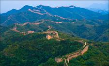 Gubeikou Panlongshan Great Wall To Jinshanling
