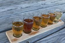 Hard Cider Tasting