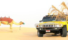 Hummer For Safari