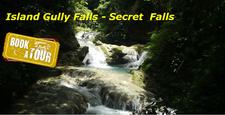 Island Gully Falls Secret Falls