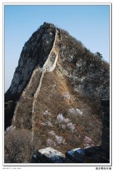 Jiankou Xizhazi Steep Great Wall