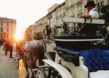 Krakow Rynek Carriage
