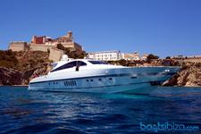 Arno Leopard 89ft Yacht - Disco Volante