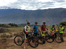 Mountain Bike Tours Mrida Venezuela Terra Alta Port
