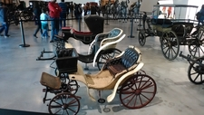 Museu Coches Baby Carriage