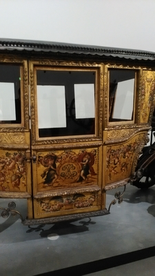 Museu Coches Carriage 1